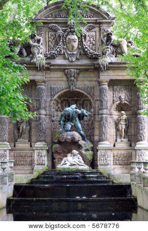 The Medicis Fountain