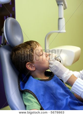 Dental Xray Preparation
