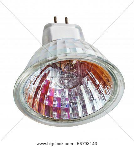 Multifaceted Reflector (mr) Halogen Lamp
