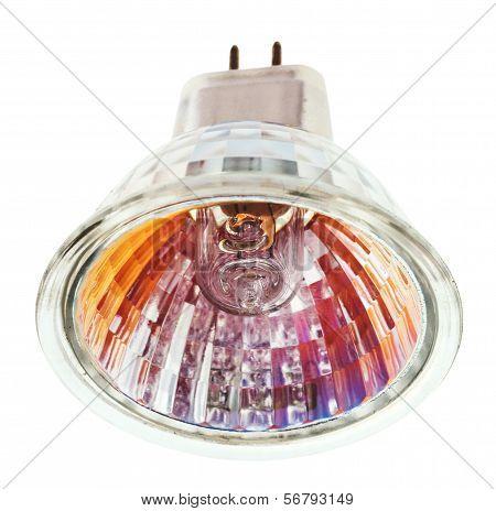 Multifaceted Reflector Halogen Light Bulb