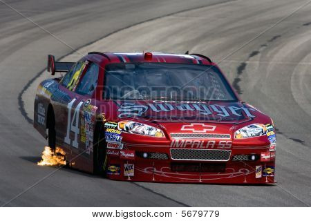 Nascar:  Aug 01 Sunoco Red Cross Pennsylvania 500