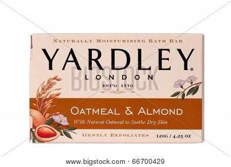 Yardley Bath Bar