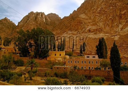 Saint Catherine Monastery