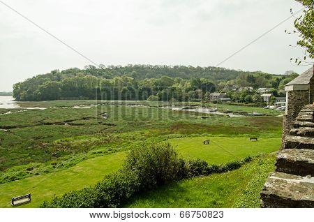 Laugharne Estuary