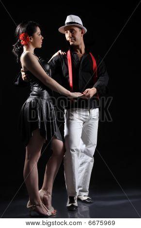dance couple