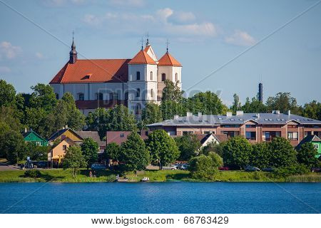 St. Mary Church In Trakai