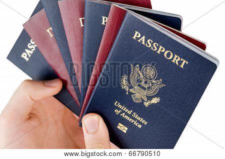 7 Passports
