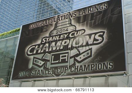 2014 Stanley Cup Champions