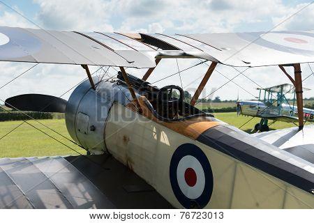 Vintage 1916 Sopwith Pup British Fighter