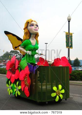 Fairy float at EX