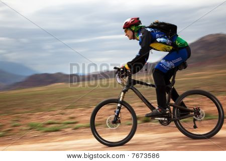 Spring Adventure Mountain Bike Competition