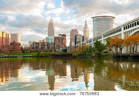 Cleveland Riverfront