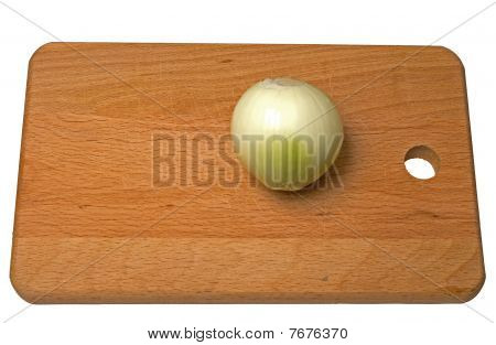 Onion On A Breadboard