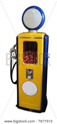 Gumball Gas Pump