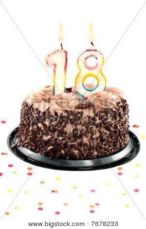 Eighteenth Birthday Or Anniversary