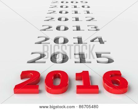 2016 Past