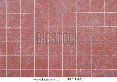 Red Scholastic Board