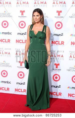 LOS ANGELES - SEP 27:  Daisy Fuentes at the 2013 ALMA Awards - Arrivals at Pasadena Civic Auditorium on September 27, 2013 in Pasadena, CA