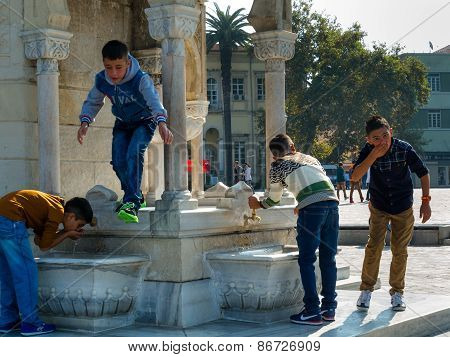 Turkey, Young Generation, Izmir