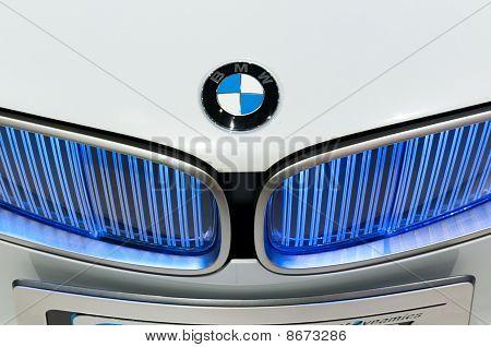 BMW Vision Efficientdynamics Konzept Auto detail