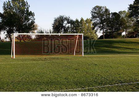 Brightly Cast Football Net