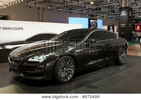 BMW Gran Coupe Concept car