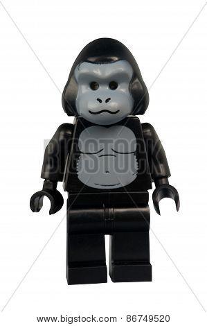 Gorilla Suit Guy Lego Minifigure