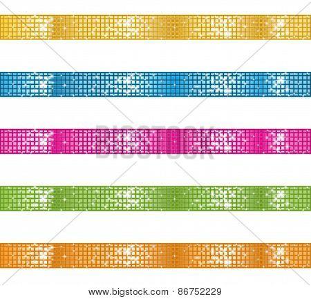 Glitter Borders