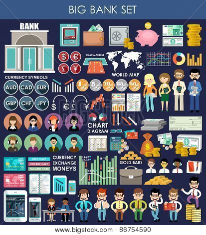 Big Bank Set.
