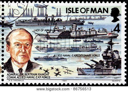 Admiral Sir Bertram Ramsay