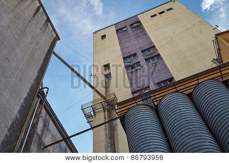 Big Factory Exterior