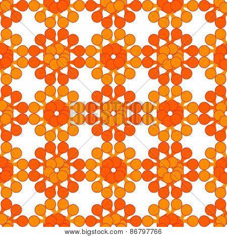 Pattern of circles