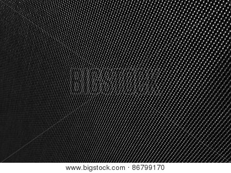 The Black Abstract Pattern Background