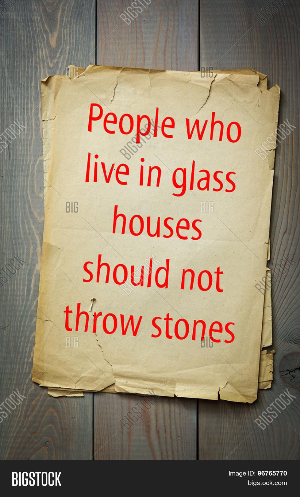 essays do not throw stones from glass houses People throw stones at other people to try to hurt them, and one way that people try to hurt other people is by saying bad things about them we should not say insulting things to other people because they could easily do the same thing to us something made of glass can easily break it is vulnerable.