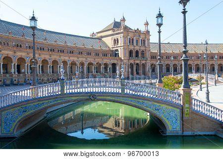Bridge At Spain Square