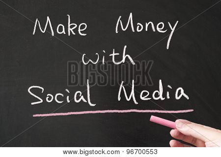 Make Money With Social Media