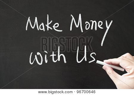 Make Money With Us