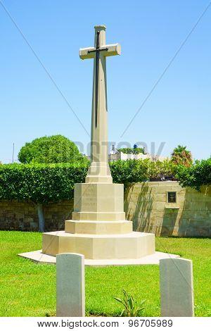 British Cemetery, Haifa