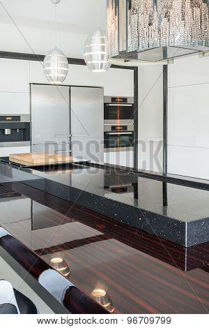 Modern Beauty Kitchen Interior