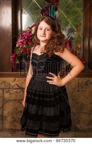 10 Year Old Girl