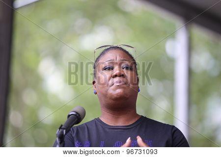 Sybrina Fulton, mother Trayvon Martin