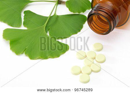 Ginkgo Pills