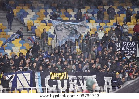 Ssc Napoli Ultras (ultra Supporters)