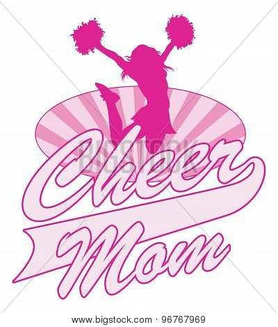 Cheer Mom Design