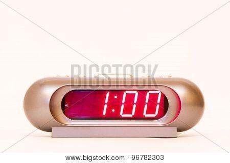 Digital Watch 1:00