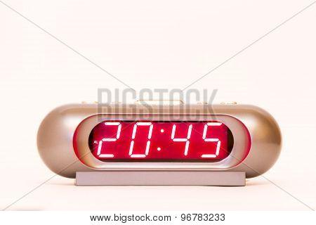 Digital Watch 20:45