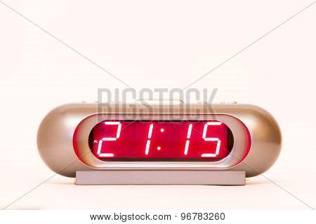 Digital Watch 21:15