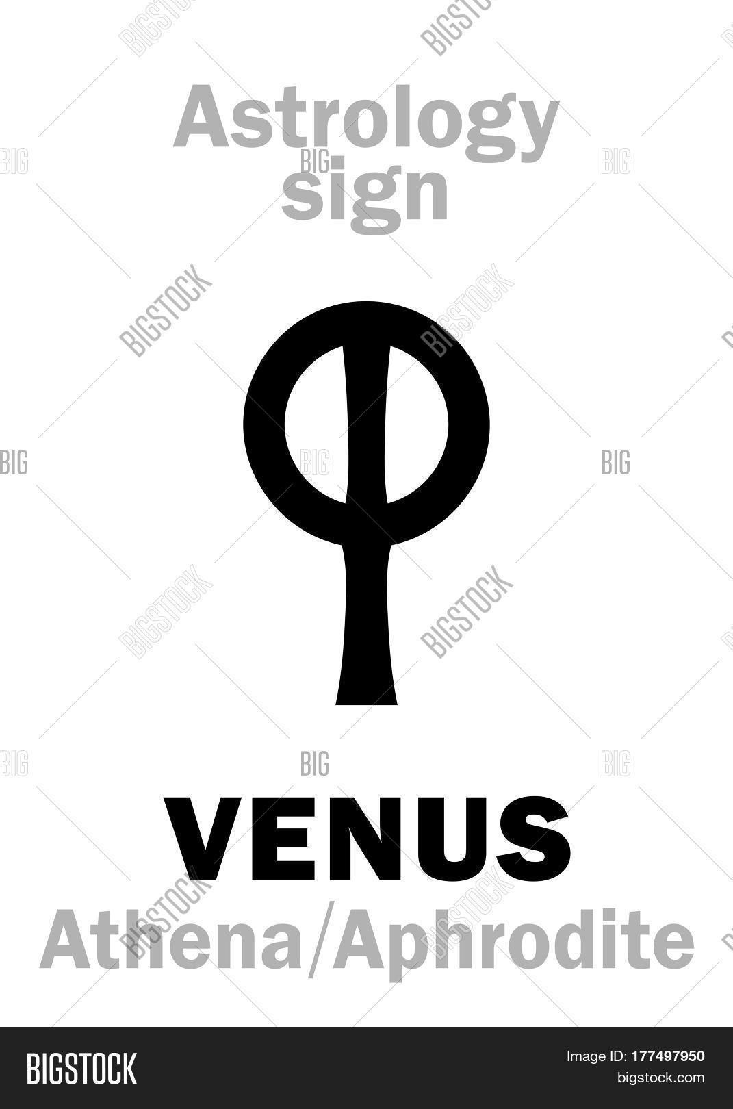 Astrology Alphabet Vector Photo Free Trial Bigstock