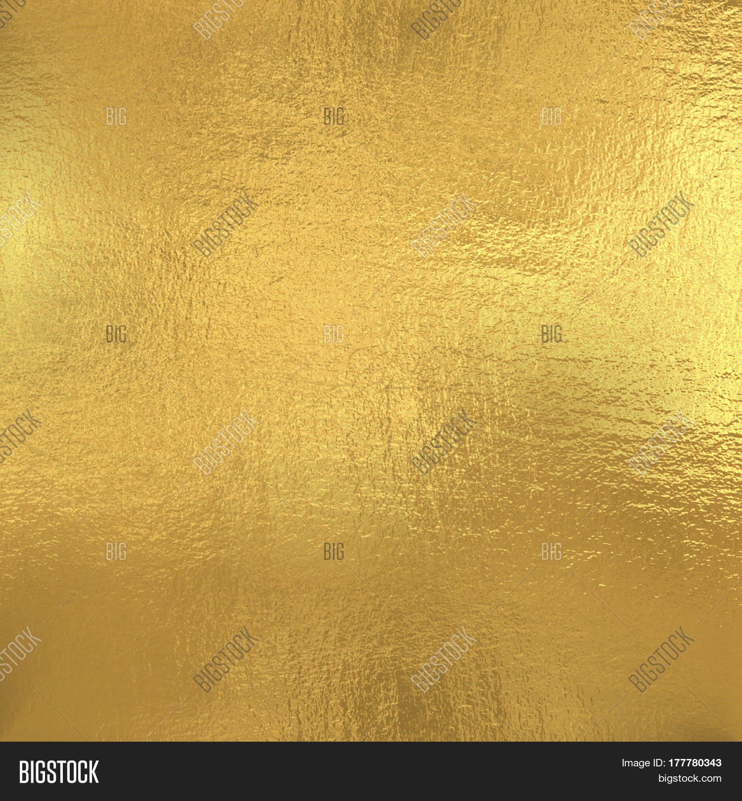 gold foil texture background yellow metal paper for design