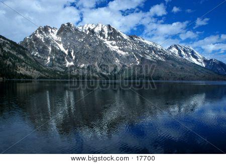 Lake Jenny Reflects